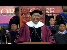 Robert F. Smith's speech at the 135th Commencement at Morehouse College - YouTube