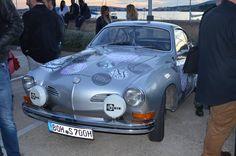 Las mejores «bestias» del XIII Rally Oris de Coches Clásicos de Mallorca