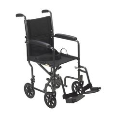 If you find it challenging to get out and about and lack the ability to propel a wheelchair on your own, a transport chair can be the ideal solution. A transport chair is similar to a manual wheelchair, but has four small wheels and a lightweight frame, making it perfect for being transported around your home, or the shopping mall. Transport chairs are also generally narrower than a manual chair—great for maneuvering tight hallways or narrow doorways in the home. If a transport chair is…