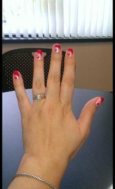 #Sweetheart #Nail #IHeartNailArt #pink