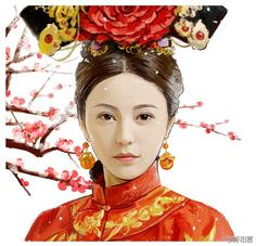 Image about chinese in Prints and graphics by Milka Oriental Fashion, Oriental Style, Chinese Painting, Ancient Art, Decoupage, Snow White, Disney Characters, Fictional Characters, Entertaining