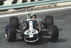 1967 Monaco (Richie Ginther, Eagle-Weslake T1G)