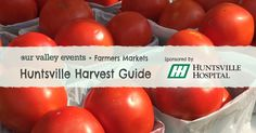 Huntsville Harvest: Farmers Markets