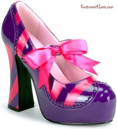 Cheshire Cat Shoes Adult