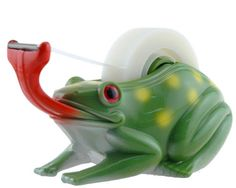 Love this one!!!  this will be a good gift for a teacher at school who loves frogs!