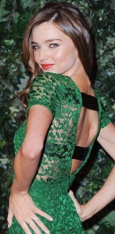 Miranda Kerr - Burberry
