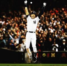 Congratulations To Derek Jeter For Winning The Icon Award At The 2015 ESPYS!!