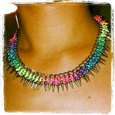 Collar madeinmajo