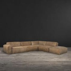 Leather Sectional Sofa - Dex | Timothy Oulton