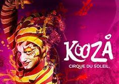 Circque du Soleil's KOOZA, Tampa FL