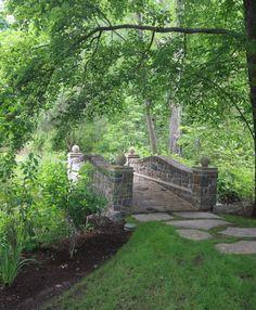 Conte conte portfolio landscape garden grounds