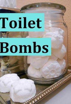 Bombes de toilettes