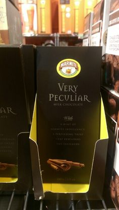 Chocolate Marmite Rule Britannia, Make Me Happy, Hate, Weird