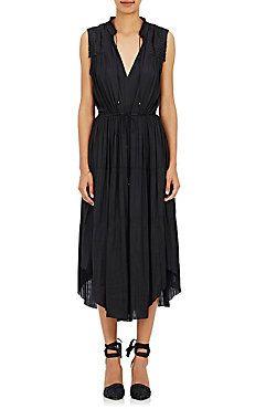 Tullia Charmeuse Dress
