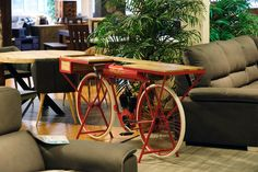 #bike  #biketable  #table Open House, Bike, Table, Furniture, Home Decor, Bicycle Kick, Homemade Home Decor, Trial Bike, Bicycle