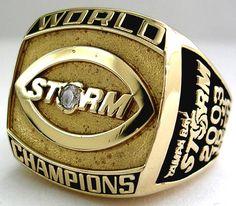 2003 AFL Champion Tampa Bay Storm