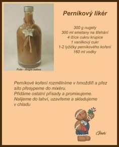 Czech Recipes, Christmas Candy, Healthy Drinks, Deserts, Beverages, Goodies, Dessert Recipes, Food And Drink, Sweets