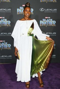 The Best Looks From the Black Panther Premiere Red Carpet - FASHION Magazine