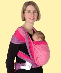Woven wrap carries