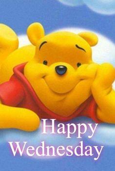 Wednesday Gute Nacht Zeichentrick Mittwoch Sonstiges Winnie Pooh Bilder Winnie The