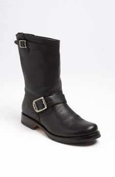 Frye 'Veronica' Short Boot, I'm so getting these in a brown. I already have these in black/tall