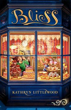 Rosemary Bliss's family has a secret. It's the Bliss Cookery Booke—an ancient, leather-bound volume of enchanted recipes like Stone Sleep Sn. Bliss, Books To Read, My Books, Cook Books, Chapter Books, Book Girl, Cookies Et Biscuits, Book Series, Book 1