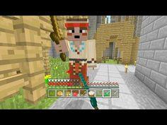 Minecraft Xbox - Lava Archipelango - Hunger Games - YouTube