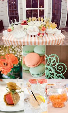 The Sweet Iced Tea Soirée | Wedding Ideas & Inspiration for the Stylish Southern Bride: Fun Engagement Party Ideas