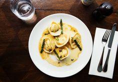 Pasta in Melbourne - Food & Drink - Broadsheet Melbourne Pasta Restaurants, Best Italian Restaurants, Best Italian Recipes, Braised Duck, Brunch Drinks, Melbourne Food, Porcini Mushrooms, Italian Pasta, Food Design