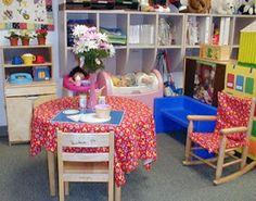 Preschool Playbook: The Family Center