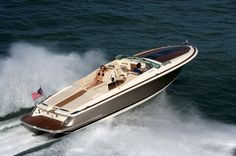 With the recent announcement that our friends at the Antique Boat Center in Cincinnati, Ohio were named as a modern Chris-Craft boat dealer - it was interesting Sport Yacht, Yacht Boat, Pontoon Boat, Sailing Boat, Boat Building Plans, Boat Plans, Bateau Yacht, Chris Craft Boats, Cruiser Boat