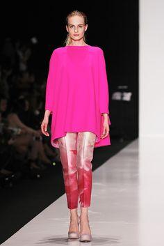 mercedes benz fashion week - marina rimer