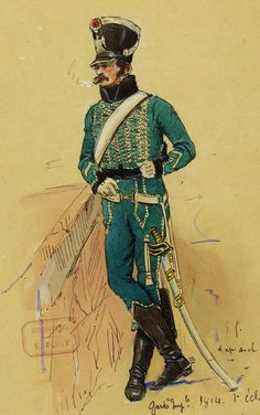 Sous-officier_des_éclaireurs-grenadiers,_1814.jpg (1069×1704)