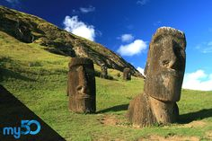 Have you ever been to Easter Island? Add it to your bucket list on my50.com today.