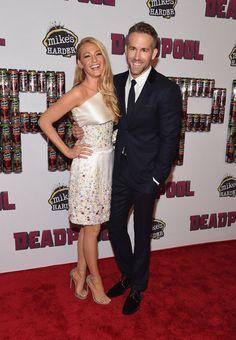 Después de ser papás, Ryan Reynolds y Blake Lively se dejaron ver juntos y súper enamorados en la premiere de la cinta Deadpool, protagonizada por el guapísimo. ¿No te encanta la pareja tanto como la película?