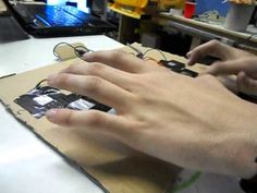 Capacitive-Touch Arduino Keyboard Piano: 10 Steps (with Pictures)