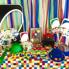 Having a themed party? Let us match your event with special photo booth props! Just check out this UNO themed Birthday Party!
