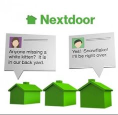 "Nextdoor, network, nethunting, citybrandingDetrás del titular ""Behind Every Neighborhood in New York, There's One Silicon Valley Startup"" muchas tendencias que vinculan comunidades y redes sociales. #NETXDOOR y #NYC ejemplo d gestion #local y #citybranding redes nicho q interconectaran? #participacionciudadana"