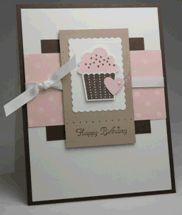 Stampin' Up (SU) Card