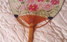Floral Japanese Hand Fan Buy Now$8.00 http://www.yoooffer.com/2kX