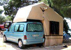 VW California - The Legendary Volkswagen Camper Van