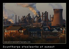 Scunthorpe Steelworks | Flickr - Photo Sharing!