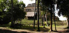 Chacchoben: Mayan Ruins, Mexico- LogoGringo