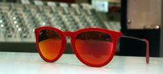 Gafas de sol terciopelo  Ray Ban http://www.visionlab.es/visionlabonline/