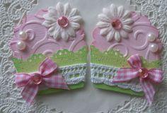 Spring/Easter Cupcake Embellishments