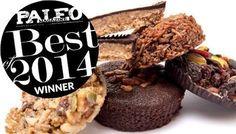 Paleo best of 2014 winner! Paleo Treats. More info: www.paleotreats.com #glutenfree #certifiedpaleo #paleocertified #paleoapproved #paleofriendly #honey #chocolate #glutenfree #best #dessert #snack #treats #paleotreats