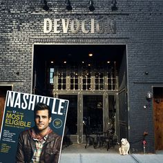 We are greatly honored that Devocion's Botica del Cafe has been named as one of the top new destinations to visit in Brooklyn, New York by Nashville Lifestyles Magazine in their February 2015 print edition issue.