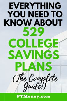 The Complete Guide to 529 College Savings Plans 'd been wanting to start a 529 account for my child College Student Budget, College Savings Plans, College Fund, Saving For College, College Tuition, Student Loans, College Students, College Planning, Finance