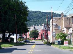 Image detail for -Panoramio - Photo of Bridge Street - Hinton, West Virginia