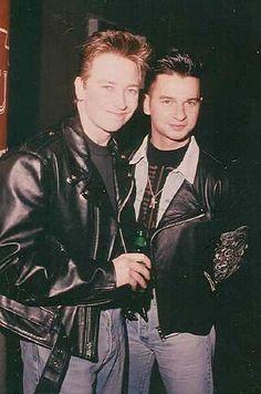 Alan Wilder + Dave Gahan